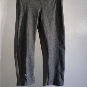Under Armour Pants - UnderArmour Gray Leggings